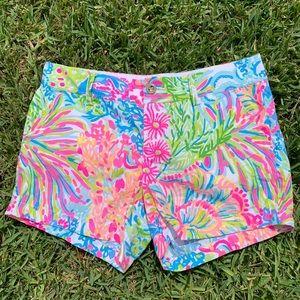 Lilly Pulitzer Callahan shorts